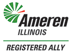 Ameren Illinois Registered Ally
